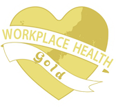 workplace health gold logo