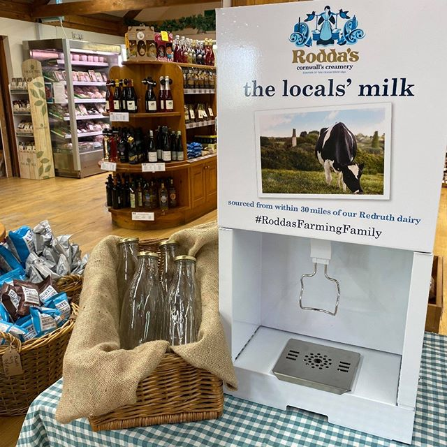 local milk refill stations