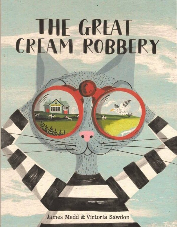 great cream tea robbery book