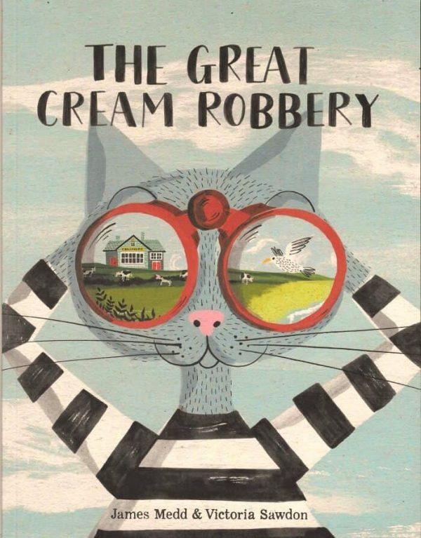 great cream tea robbery book