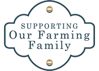 supporting farming family icon