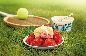 Tennis Cream Tea