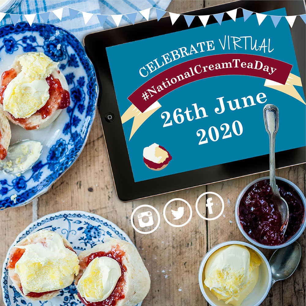 National Cream Tea Day 2020